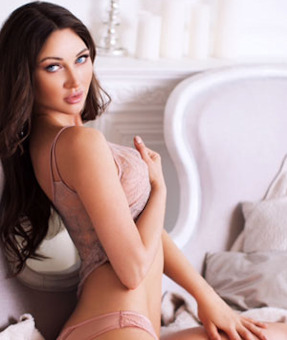 Luxury Russian independent escort