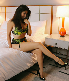 Scottish escort in London