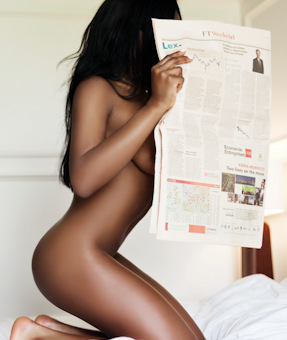 Black English independent escort
